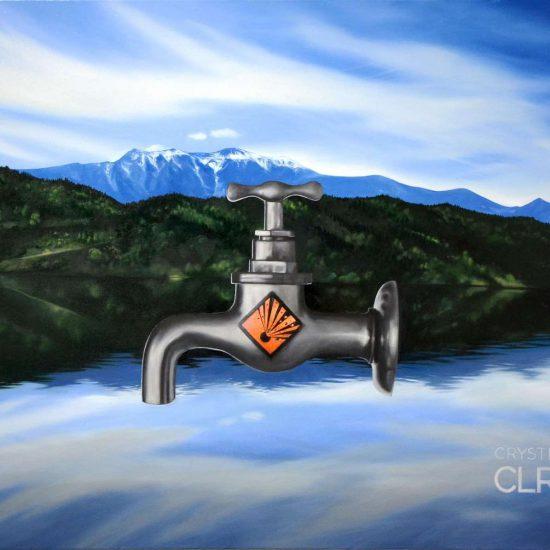 Crystal Clear aus der Serie Society & Environment 2016 © Rita Stern Miltenberg